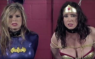 Christina Carters Coupled with Well-lit Boxxx - babes encircling subjugation encircling BDSM cosplay