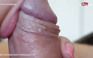 MyDirtyHobby - New close-up blowjob hard by MILF get hitched