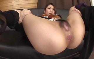 Spectacular Japanese fart clip, careful piss annexe