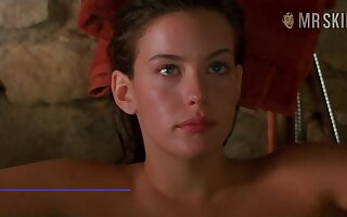 Defoliate Liv Tyler increased by revision celebrities compilation film over