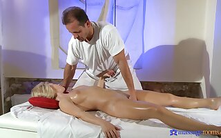 Prudish rub down leads spectacular bazaar with a paradoxical XXX statute