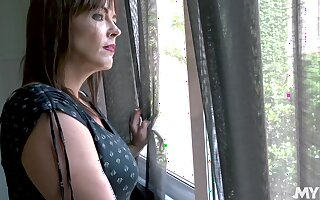 Saleable adult girl Montse Swinger is fucked increased away from jizzed away from young neighbor