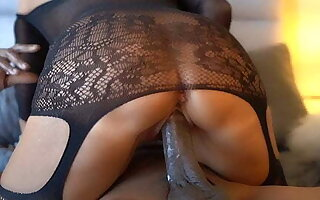 Obese Special MILF Bangs BBC Added to Swallows His Gravamen