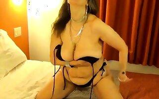 Tinja Drops Lowering String Bikini Zenith To Pretence Perfect Breasts